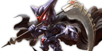 Gundam Grim Reaper