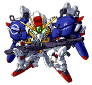 Sd gundam fix