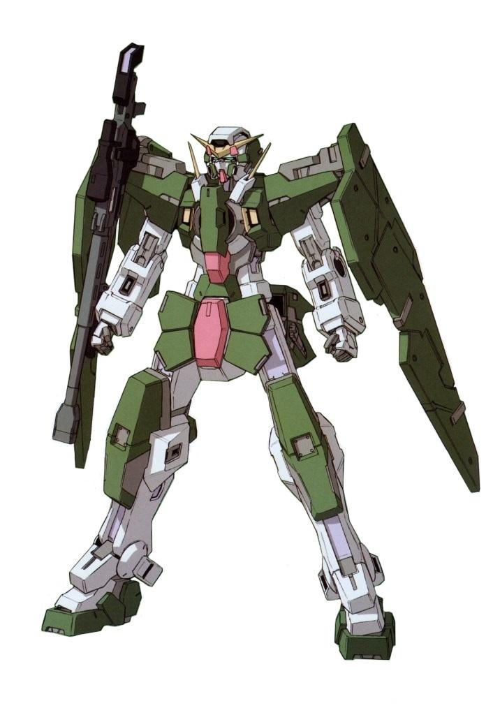 Gn 002 Gundam Dynames Gundam 00 Wiki Fandom Powered By
