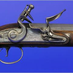 A flintlock's systems up-close.