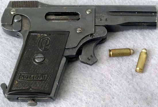 Kolibri Pistole