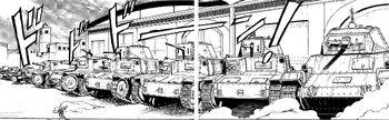 Anzio Tanks