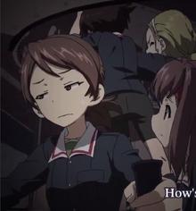 S. Kawanishi Annoyed