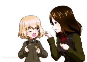Katyusha and Nonna