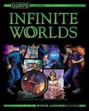 Infinite worlds cover