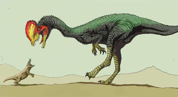 Dilophosaurus Ray Harryhausen S Creatures Wiki Fandom