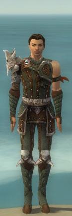 File:Ranger Elite Studded Leather Armor M gray front.jpg
