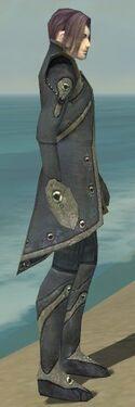 Elementalist Tyrian Armor M gray side