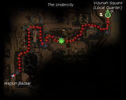 Mayhem in the Market map 2