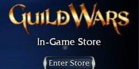 Guild Wars In-Game Store