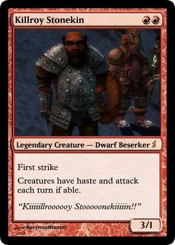 File:RavH's Killroy Stonekin Magic Card.jpg