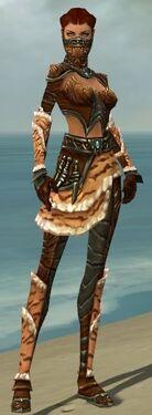 Ranger Vabbian Armor F gray front