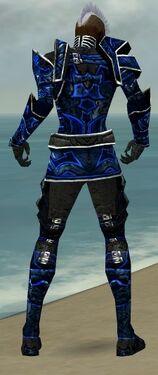 Necromancer Fanatic Armor M dyed back