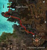 Yunndae map