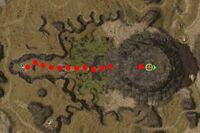 Augury Rock map