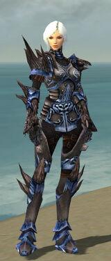 Warrior Primeval Armor F nohelmet