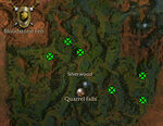 Lala Firemane map