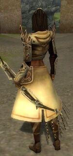 Margrid Armor Primeval Back