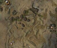 Prophet's Path map