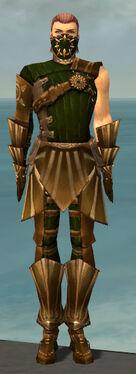 Ranger Sunspear Armor M dyed front
