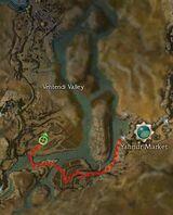 Chumab the Prideful Map