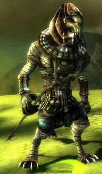 Commander Lohgor