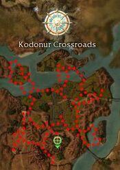 Overseer Boktek Map