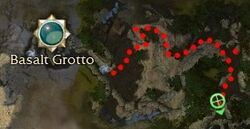 Shak-Jarin the Justicebringer Map