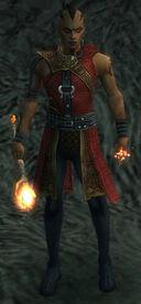 Blade Warrior Olivio