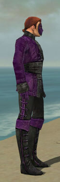 Mesmer Shing Jea Armor M dyed side