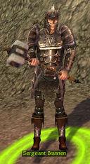 Sergeant Brannen