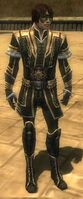Mesmer Elite Sunspear Armor M gray front