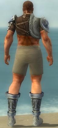 File:Warrior Gladiator Armor M gray chest feet back.jpg