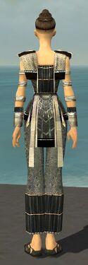 Monk Elite Sunspear Armor F gray back
