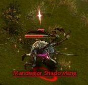 Mandragor Shadowfang