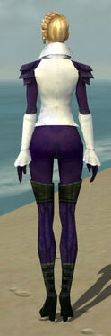Mesmer Ascalon Armor F dyed back