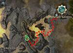 Shekoss the Stony Map
