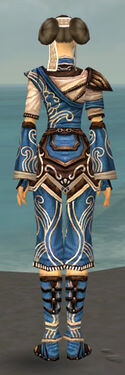 Monk Canthan Armor F dyed back