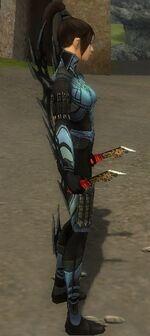 Zenmai Primeval Armor side