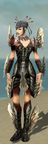 File:Necromancer Primeval Armor F gray front.jpg