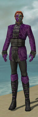 Mesmer Shing Jea Armor M dyed front
