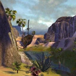 Destiny's Gorge