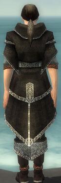 Elementalist Ancient Armor M gray chest feet back