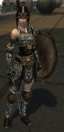 Zaishen fighter
