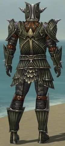 File:Warrior Wyvern Armor M gray back.jpg