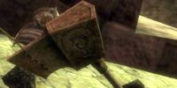 Enchanted Hammer (Eye of the North)