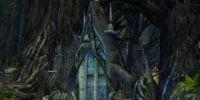 Mourning Veil Falls