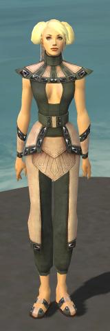 File:Monk Obsidian Armor F gray front.jpg