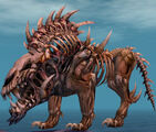 Hellhound Form effect