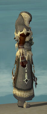 Dervish Norn Armor M gray side
